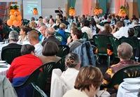 Orvosi előadás a 2010-es kecskemtéti SM napon